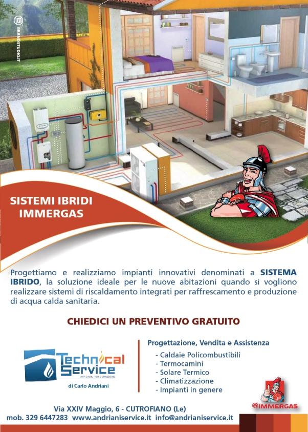 Partner certificato di <span>Immergas</span>